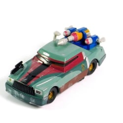 Disney Cars Bilar Star Wars Chick Hicks Boba Fett