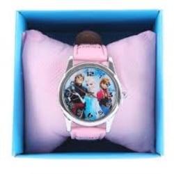 Frost Frozen Klocka Watch ur - Ljusrosa