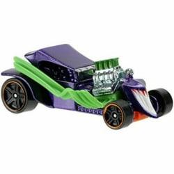 Hot Wheels Batman DC Cars Bilar metall The Joker Hot Rod FP