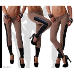 Leggings Tights Club Disco Bruna Small / Medium