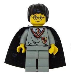 Lego Figurer Harry Potter Harry Potter Grå Klassisk
