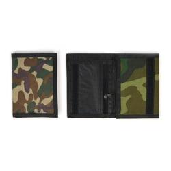 Leksaker Plånbok Militär Camoflage Army Canvas