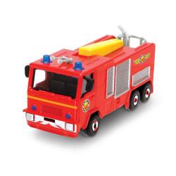 Simba Fireman Sam Brandman Sam Bilar metall Jupiter Brandbil