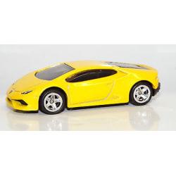 VN Bilar Cars metall 1:64 Lamborghini Murcielago Gul 3997
