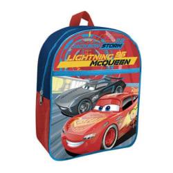 VN Disney Bilar Cars Ryggsäck Mcqueen Jackson 65360 31x24 Röd/Bl