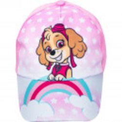 ZTR Keps Cap Kepsar Hat Baseball Paw Patrol Skye Rosa Rainbow