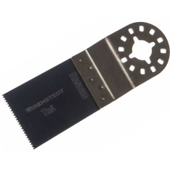 10 Sågblad 40x33mm universalfäste för Fein, Bosch, Makita m.fl.