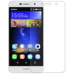 2-PACK Härdat glas Huawei Y6 Pro Transparent