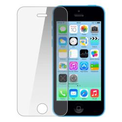 2-pack härdat glas iPhone 5C Transparent