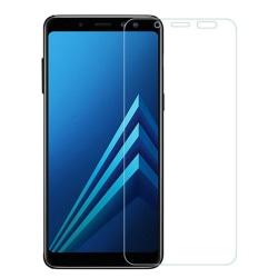 2-PACK Härdat glas Samsung Galaxy A6 2018 Transparent