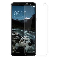 2-PACK Härdat glas Samsung Galaxy J4 Plus Transparent