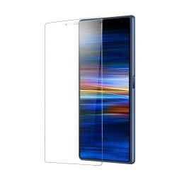 2-PACK Härdat glas Sony Xperia 10 Transparent