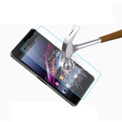 2 pack - Härdat glas Sony Xperia Z1 Compact Transparent