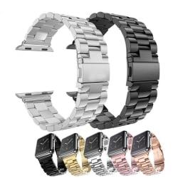 Apple Watch Länkarmband 38/40mm - fler färger Silver