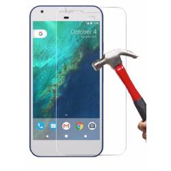 Härdat glas Google Pixel XL Transparent