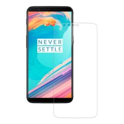 Härdat glas OnePlus 5T Transparent