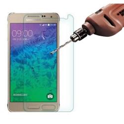 Härdat glas Samsung Galaxy Alpha Transparent