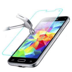 Härdat glas Samsung S5 Mini Transparent