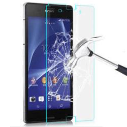 Härdat glas Sony Z3+ Transparent