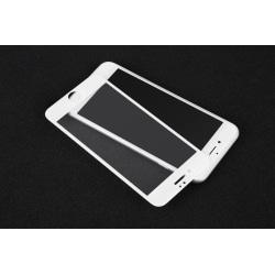 Heltäckande Härdat Glas till iPhone 8 - fler färger Vit