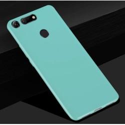 Huawei Honor View 20 Ultratunn Silikonskal - fler färger Turkos
