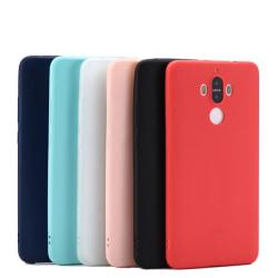 Huawei Mate 10 PRO Ultratunn Silikonskal - fler färger Svart