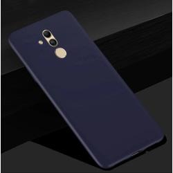 Huawei Mate 20 Lite Ultratunn Silikonskal - fler färger Blå