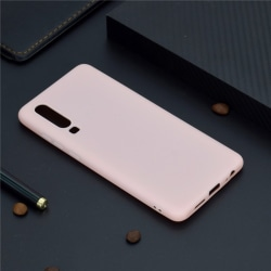Huawei P30 Ultratunn Silikonskal - fler färger Rosa