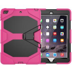 iPad Mini 4 Extra Stöttåligt Armor Shockproof Skal - fler färger Cerise