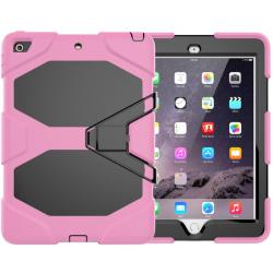 iPad Mini 4 Extra Stöttåligt Armor Shockproof Skal - fler färger Ljusrosa