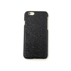 iPhone 5/5S/SE Bling Glitter Skal - fler färger Svart