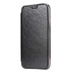 iPhone 7/8 Plånboksfodral TPU Ultraslim design - fler färger Svart