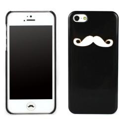 Mustasch skal iPhone 5/5S/SE multifärg