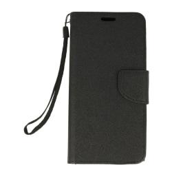 Plånboksfodral Fancy Sony L1 - Svart - fler färger Black