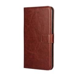 Plånboksfodral i PU-Läder till iPhone 6/6S PLUS - fler färger Brun