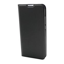 Plånboksfodral Ultratunn design Xiaomi Redmi Note 9 - fler färge Mörkgrå