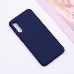 Samsung A50 Ultratunn Silikonskal - fler färger Blå