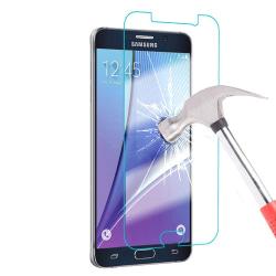 Samsung Galaxy S7 härdat glas Transparent