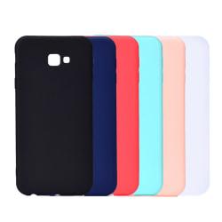 Samsung J4 Plus Ultratunn Silikonskal - fler färger Svart