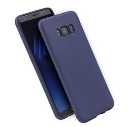 Samsung S8 Ultratunn Silikonskal - fler färger Blå