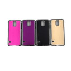 Skal med metallplatta till Samsung S5 - fler färger Guld