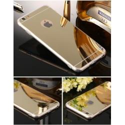 Spegelskal iPhone 8 PLUS - fler färger Guld