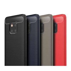 Stöttåligt Armor Carbon TPU-skal Huawei Mate 20 Pro - fler färge grå