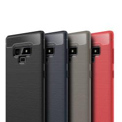 Stöttåligt Armor Carbon TPU-skal Samsung Note 9 - fler färger Svart