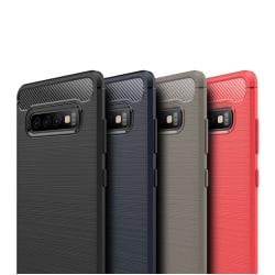 Stöttåligt Armor Carbon TPU-skal Samsung S10 - fler färger Svart