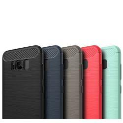 Stöttåligt Armor Carbon TPU-skal Samsung S8 - fler färger Svart