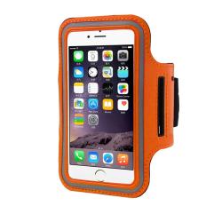 Träningsarmband till iPhone 6/6S - fler färger Orange