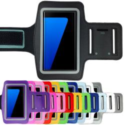 Träningsarmband till Samsung S5 - fler färger Svart