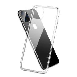 Transparent Silikon TPU-Skal till iPhone 11 Transparent
