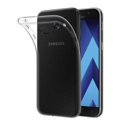 Transparent Silikon TPU-Skal till Samsung Galaxy A5 2017 Transparent